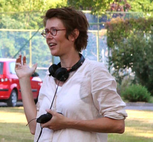 Videokonstnär Petra Lindholm