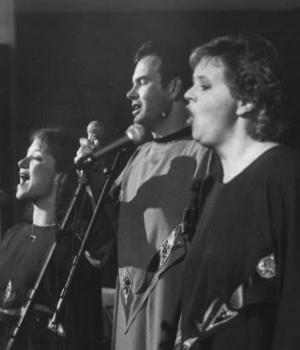Solisterna sjunger
