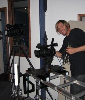 Vår videofilmare
