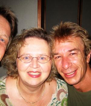 Thomas, Malou & Xavier