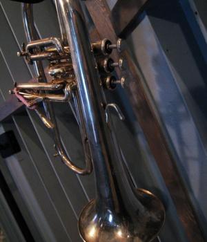 Lasses trumpet