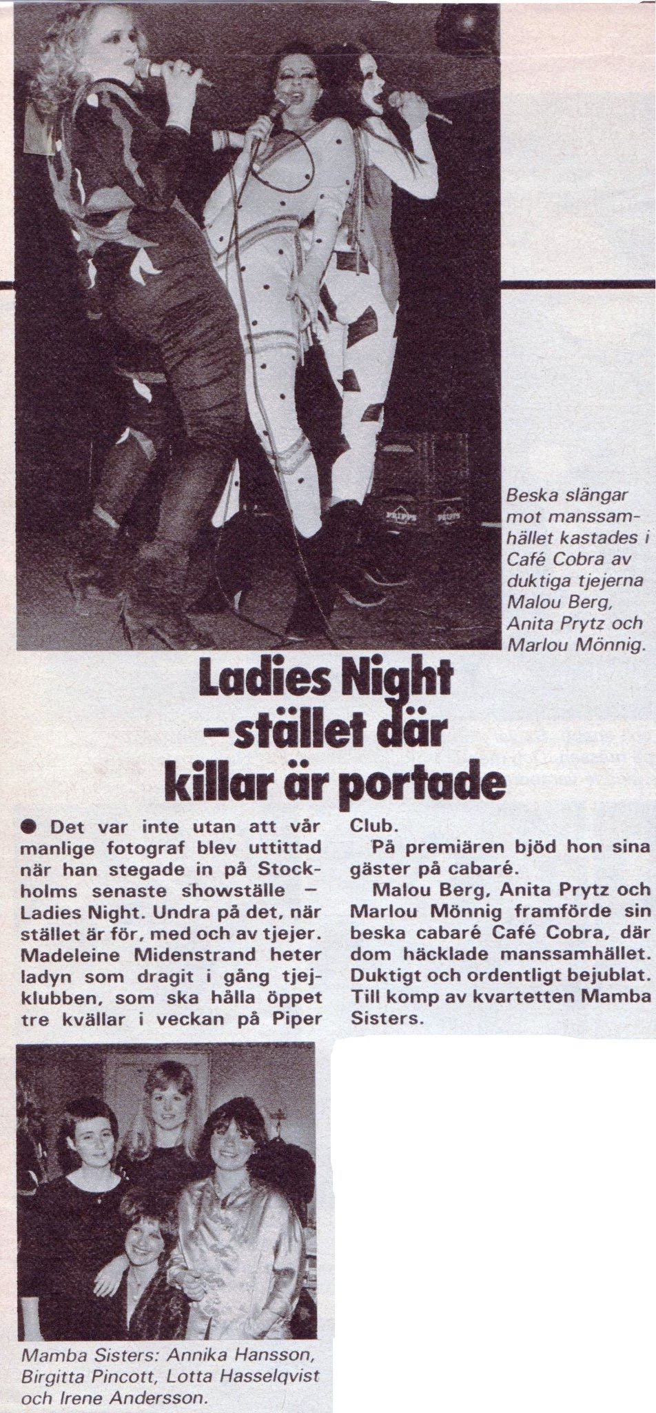 Cafe Cobra-Ladies Night-80