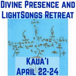 Retreaten på Kauai var väldigt inspirerande för mig med.