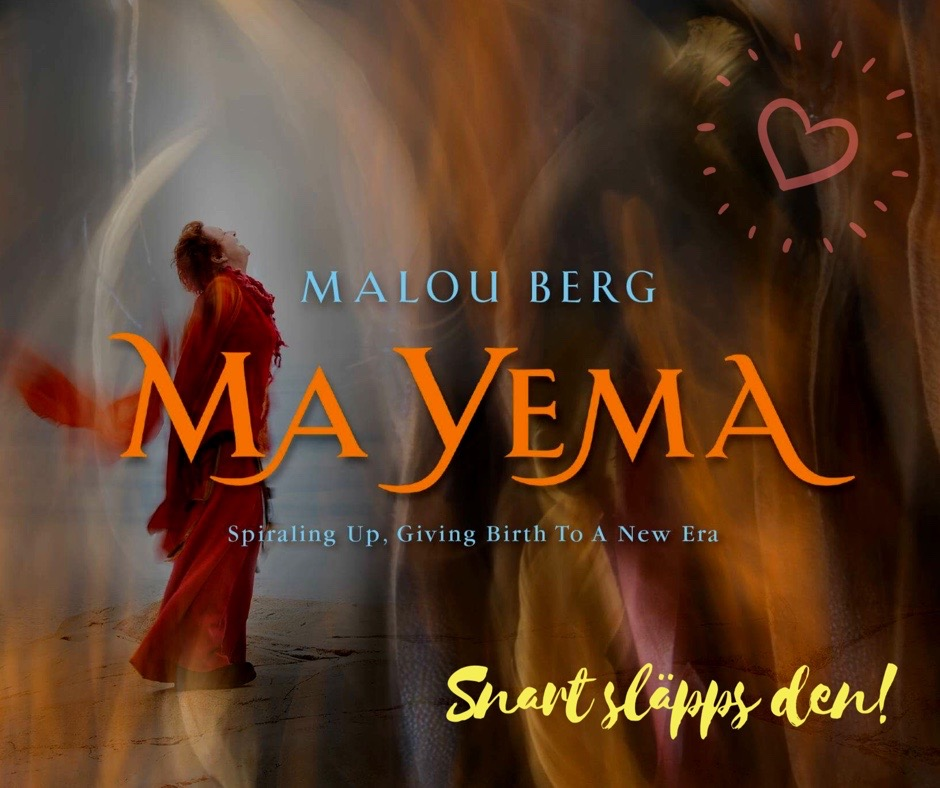 MALOU BERG - MA YEMA Nytt album i Plejadsviten. Släpps 30/9 2016