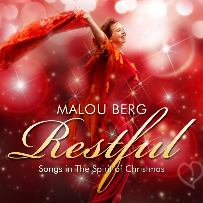 Restful - Songs in The Spirit of Christmas - Malou Berg